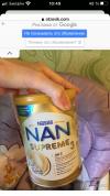58455 NAN 3 Supreme Сухое детское молочко с олигосахаридами для защиты от инфекций 400 г от пользователя Марина