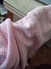 30755 Baby Nice (ОТК) Одеяло детское вязанное 90х118 от пользователя Мария/Михаил