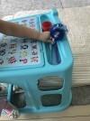34889 Пластишка Стол-парта детская с аппликацией 730х550х500 мм от пользователя Ольга