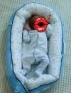 45218 Loombee Кокон-гнездышко для новорожденных BN-0092 от пользователя Влада
