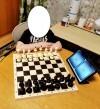 50953 ВладСпортПром Настольная игра Шахматы с шахматной доской 40х40 см от пользователя Павел