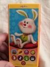 53849 Азбукварик Смартфончик Мой питомец кролик от пользователя Светлана