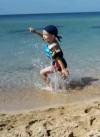 11822 EasySwim Жилет для плавания ненадувной с нарукавниками Puppy-Pirate от пользователя Анастасия