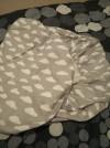15032 Forest kids Простынь на резинке для кроватки 120х60 см Clouds от пользователя Анастасия