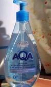 17012 AQA baby Детская успокаивающая пена для ванны с лавандой 400 мл от пользователя Доминика
