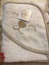 18977 Forest kids Полотенце с капюшоном Cute Bear от пользователя Елена