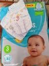 21578 Pampers Подгузники Active Baby Midi р.3 (6-10 кг) 82 шт. от пользователя Николай Семенов