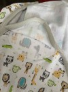 29954 Summer Infant Swaddleme Конверт для пеленания на липучке от пользователя Яна