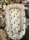 35942 Akella Подушка-гнездышко для новорожденных Маугли от пользователя Алина