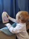 42251 Meine Liebe Жидкое средство-концентрат для стирки детского белья 800 мл от пользователя Мария