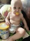 58188 NAN 3 Supreme Сухое детское молочко с олигосахаридами для защиты от инфекций 400 г от пользователя Екатерина