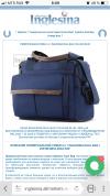 4175 Inglesina Сумка для коляски Dual bag от пользователя Алёна