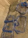 6662 Акушерство Прозрачная сумка в роддом комплект 3 шт. от пользователя Александра