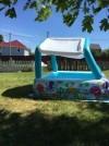 9764 Intex Детский Домик с навесом от пользователя ANNA