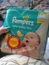 25295 Pampers Подгузники New Baby Newborn р.1 (2-5 кг) 27 шт. от пользователя Мила