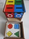 29225 Woodland Комодик-куб Фигуры цвет от пользователя Кристина