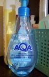 29561 AQA baby Средство для купания малыша и шампунь 2 в 1 400 мл от пользователя svetigora
