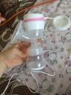 38771 Kunder Молокоотсос электронный электрический для сцеживания грудного молока с бутылочкой и соской от пользователя Маргарита