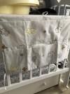 38915 Сонный гномик Карман на кроватку коллекция Жирафик от пользователя Анастасия