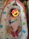 51929 Наша Мама Би хэппи Боди для новорождённого с закрытыми ручками от пользователя Татьяна