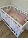58882 Happy Baby Mirra 120х60 см от пользователя Ирина