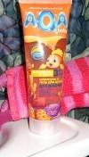 1229 AQA baby Kids Шампунь и гель для душа для девочек с протеинами пшеницы 250 мл от пользователя Наташа