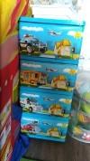 3632 Dunya Комод 4 ящика с рисунком от пользователя Марина