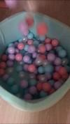 13976 Romana Сухой бассейн Airpool + 150 шариков от пользователя Екатерина
