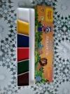 35438 Мульти-пульти Акварель медовая Енот в джунглях 6 цветов от пользователя Маргарита