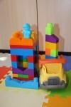 51153 Mega Bloks First Builders Большой конструктор 60 деталей от пользователя Анастасия