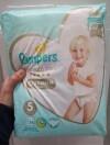 57812 Pampers Подгузники-трусики Premium Care Junior р.5 (12-17 кг.) 52 шт. от пользователя Оксана