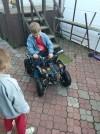 10250 Motax Квадроцикл детский бензиновый ATV Mini Grizlik Х-16 с электростартером и пультом от пользователя Наталия