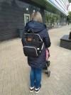 12005 Forest kids Сумка-рюкзак для мамы Tarde от пользователя Екатерина