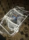 4469 Акушерство Прозрачная сумка в роддом комплект 3 шт. от пользователя Виктория