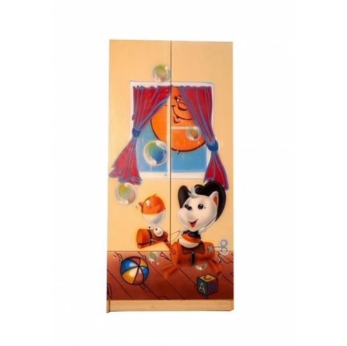 Детская мебель , Шкафы Влана Китти арт: 15485 -  Шкафы