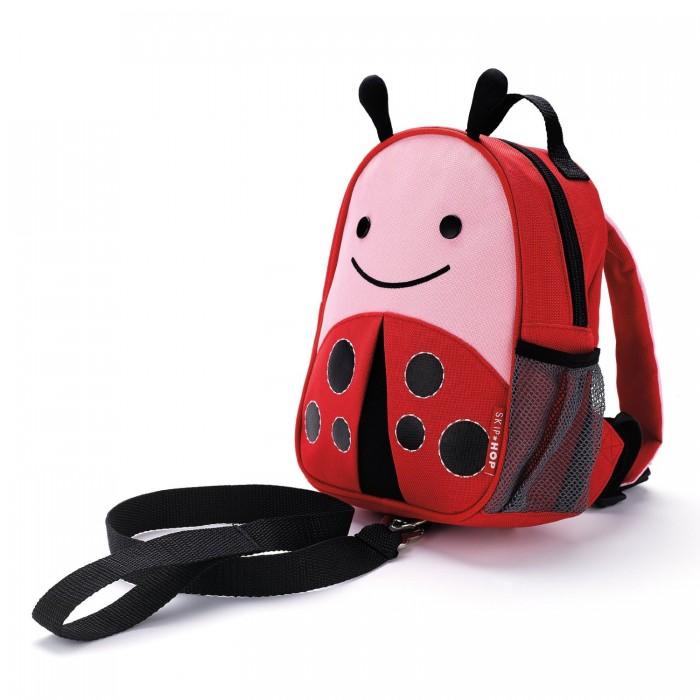 Сумки для детей Skip-Hop Рюкзачок-поводок Zoo Let Harness поводок безопасности для ребенка