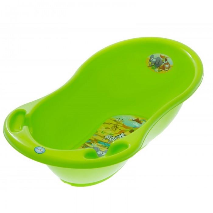 детские ванночки Детские ванночки Tega Baby Ванночка для купания Сафари 102 см