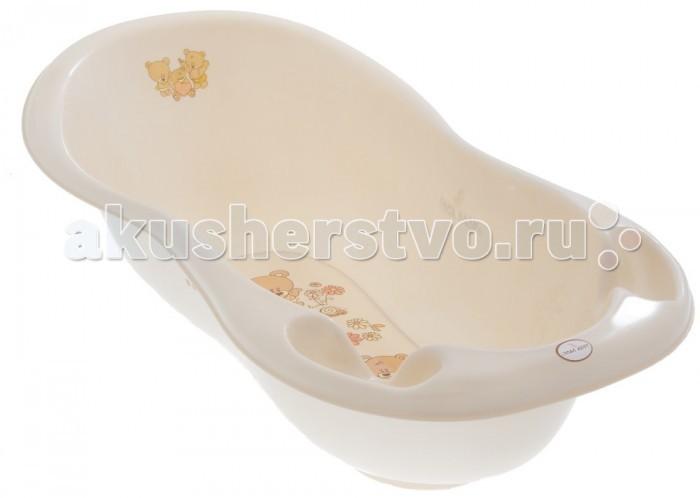 Детские ванночки Tega Baby Ванночка для купания Мишка 102 см детская игрушка для купания new 36 00