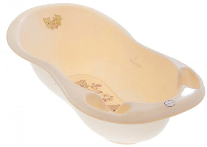 Детские ванночки Tega Baby Ванночка для купания Мишка 102 см детские ванночки dunya plastik детская ванночка фаворит 100 см