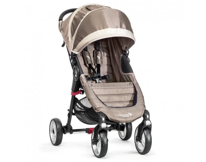 Фотография прогулочная коляска baby jogger city mini 4 wheel