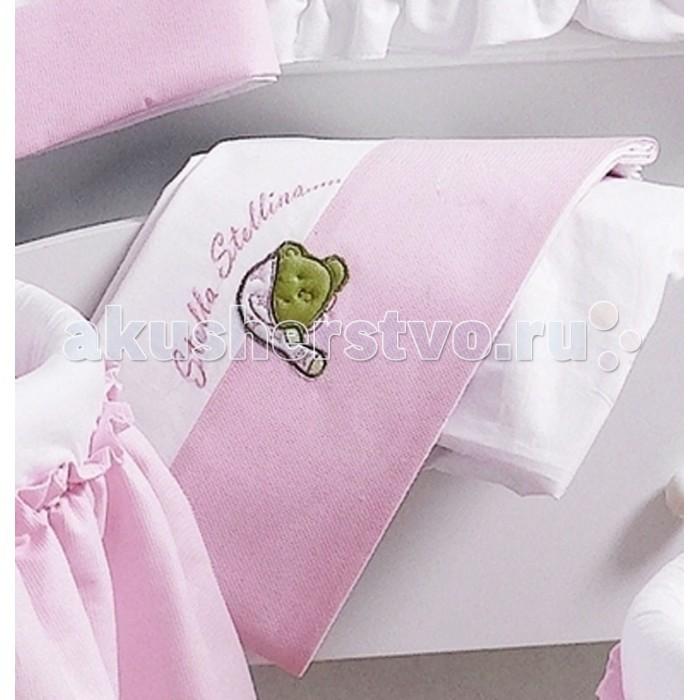 Постельное белье Roman Baby Stella Stellina (3 предмета) постельное белье roman baby lucciole 3 предмета
