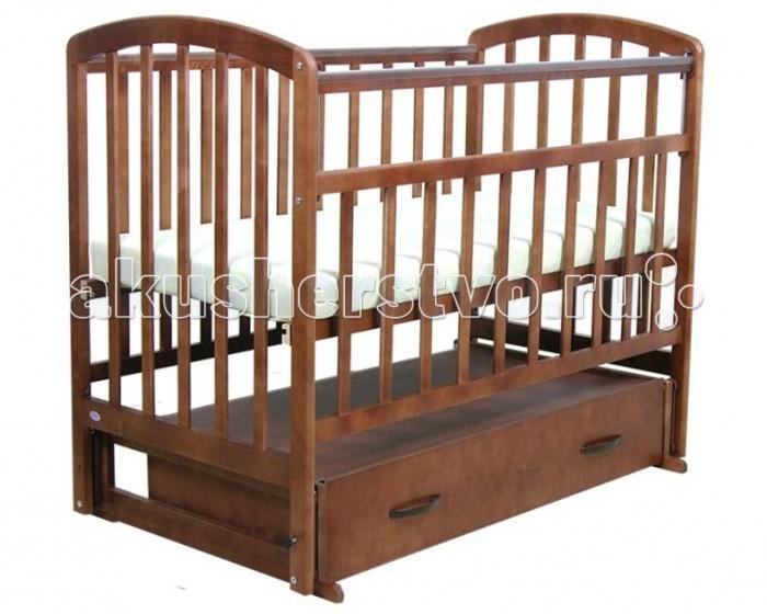 Детские кроватки Фея 311 поперечный маятник