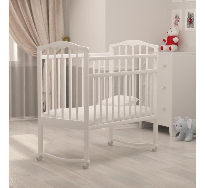 Детские кроватки Агат Золушка-1 качалка детские кроватки ведрусс таисия 2 качалка