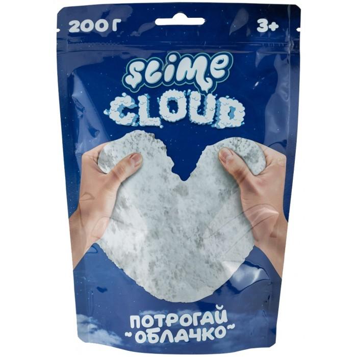 Развивающие игрушки Slime Cloud Облачко с ароматом пломбира 200 г набор конфет савинов нежное облачко суфле 273 г