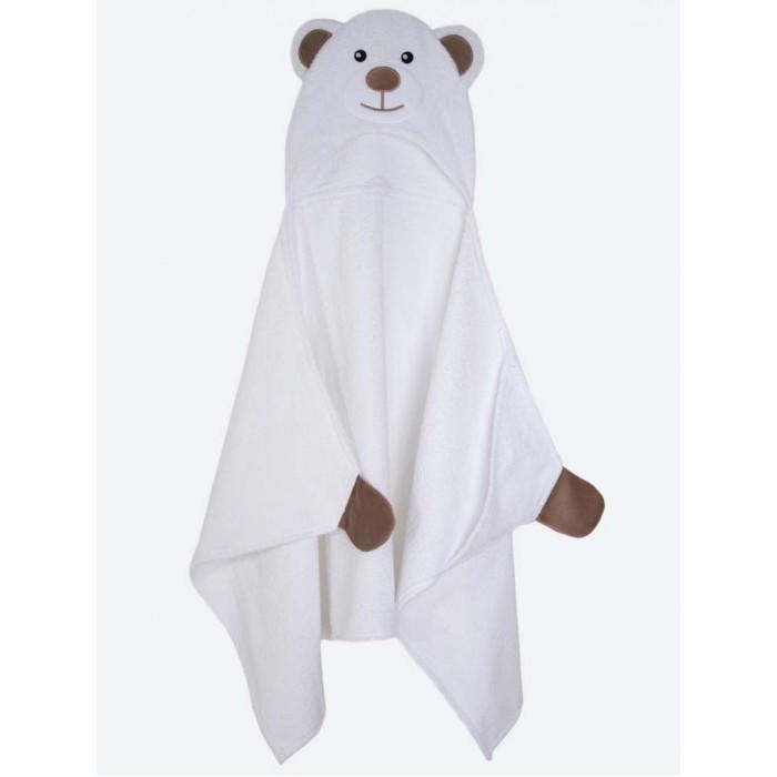 Полотенца BabyBunny Полотенце с капюшоном Мишка