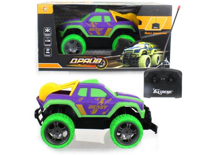 Картинка для Радиоуправляемые игрушки 1 Toy Драйв Внедорожник на радиоуправлении 21 см