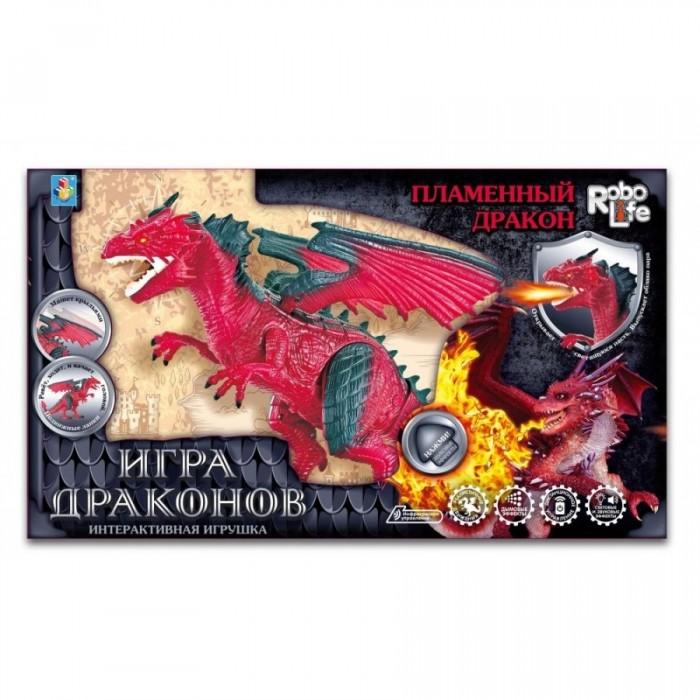 Радиоуправляемые игрушки 1 Toy Радиоуправляемая игрушка Дракон