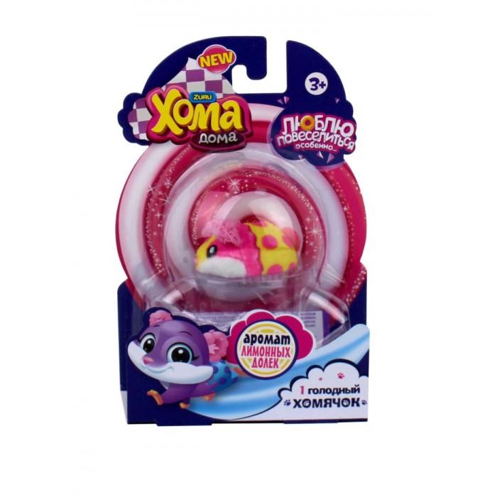 Интерактивные игрушки 1 Toy Хома Дома Хомячок ароматный
