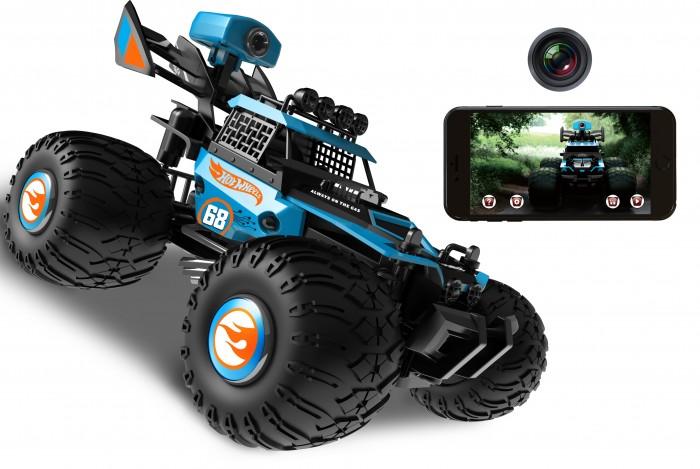 Радиоуправляемые игрушки 1 Toy Hot Wheels Машина радиоуправляемая Багги 1:28