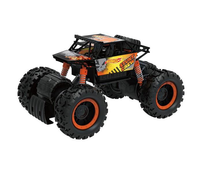 1 Toy Hot Wheels монстр-трак фрикционный с амортизаторами и световыми эффектами Т14095 1:16